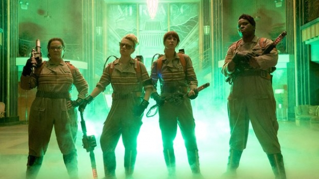 Why the new 'all female' Ghostbusters is contrived